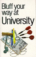 BLUFF YOUR WAY AT UNIVERSITY., ROBERT. AINSLEY