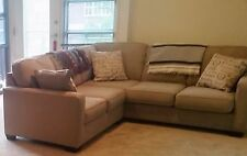 2-Piece Beige Sectional from Signature Design by Ashley Furniture