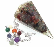 Unique Orgone Energy Universal Life Force Chakra Pendulum Dowser Design 3