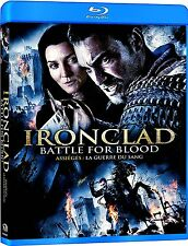 NEW BLU-RAY // IRONCLAD - BATTLE FOR BLOOD - Michelle Fairley, Tom Austen, Tom R