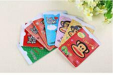 3pc Cartoon cute ID Card Credit Card Holder Plastic Card Sets