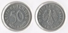 III. Reich 50 Reichspfennig 1941 -D- vorzüglich