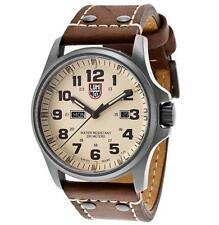 Luminox A.1927 ATACAMA FIELD 40mm Men's Leather Strap Swiss made 20ATM