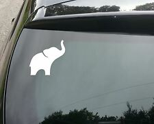 Elephant Funny Car/Window JDM VW EURO Vinyl Decal Sticker