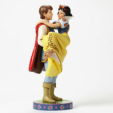 Jim Shore Disney Traditions Snow White Prince Dancing Happily Ever After 4049623