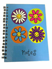 A6 RULED NOTEPAD NOTEBOOK NOTE SOFT PAD LINES WRITING BOOK