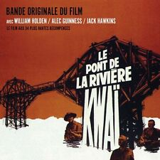 CD The Bridge of River Kwai - Malcolm Arnold / OST / Movie Soundtrack / IMPORT