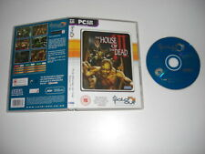 The house of the dead iii 3 pc cd rom so-rapide post