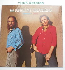 BELLAMY BROTHERS - Howard & David - Excellent Condition LP Record Curb 826 038-1