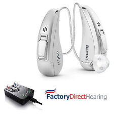 2 New Siemens Cellion Primax 5 Px RIC Hearing Aid Aids - Brand New Model