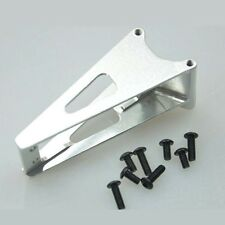 1X Metal Tail Servo Mount For T-Rex 450 Pro Rc Helicopter Silver