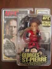 UFC Ultimate Collector GEORGE ST-PIERRE Championship Edition Round 5 Figure