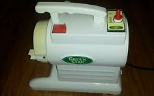 GREEN STAR GREEN POWER JUICER JUICE EXTRACTOR MOTOR ONLY- Works Great