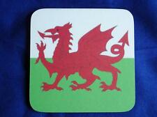 WELSH DRAGON LARGE COASTER
