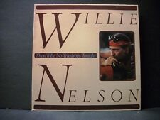 Willie Nelson There'll Be No Teardrops Tonight LP UA-LA930-H EX