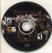 STRONGHOLD  Real-Time Strategy Game Set in Medieval Europe  New CD