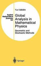 Global Analysis in Mathematical Physics: Geometric and Stochastic Meth-ExLibrary