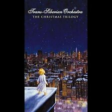The Christmas Trilogy [Box] by Trans-Siberian Orchestra (CD, Nov-2004, 4 Discs)