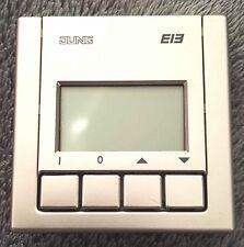 Jung, 2041, EIB/KNX, Info-Display, Aluminium/silber
