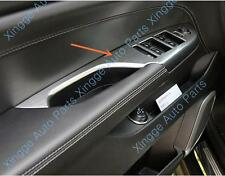 4pcs Stainless steel decorative door armrests For Cadillac SRX 2010-2015 ct