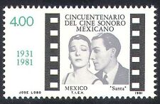Mexico 1981 Cinema/Film/Movies/Actors/Acting/People/Entertainment 1v (n39933)