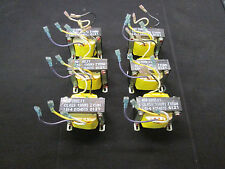 LOT OF 6 Transformer 430-2002.11 Class 130(B) LEI-4 E154515