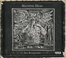 The Blackening [PA] by Machine Head (CD, Oct-2008, 2 Discs, Roadrunner Records)