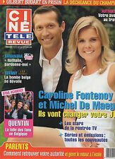 CINE REVUE (belge) 2008 N°35 caroline fontenoy vin diesel quentin mosimann