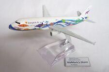 BANGKOK AIR AIRLINES PG Die cast Model in Box Airbus A320 HS-PGW 1:300 Thailand