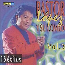 Lopez, Pastor Grandes Exitos 2 CD