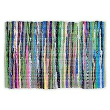 "DII Home Essentials Rag Rug 20x31.5"" (multicolored) NEW"