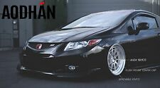 18X9.5 +30 AODHAN AH04 5X114.3 SILVER WHEEL FIT CIVIC SI 9TH ACCORD V6 S2000 TL