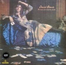 DAVID BOWIE THE MAN WHO SOLD THE WORLD VINILE LP 180 GRAMMI NUOVO SIGILLATO !!