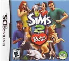 The Sims 2: Pets (Nintendo DS, 2006)