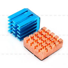 Copper Aluminium Cooling Heatsink Kit Tool For Raspberry Pi B+ / Raspberry Pi 2