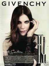 Publicité advertising 2012 Cosmétique maquillage Givenchy