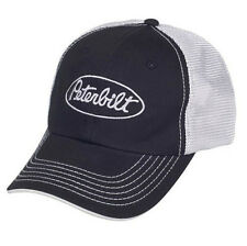 Peterbilt Motors Mesh Back Black Cap