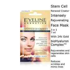 EVELINE Stem Cell Renewal Creator Intensely Rejuvenating Face Mask 3in1 – 7 ml