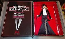 Barbie SPOTLIGHT ON BROADWAY Madrid Fashion doll show convention 2015 exclusive!