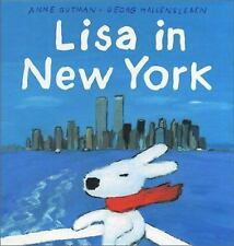 Lisa in New York (The Misadventures of Gaspard and Lisa), Hallensleben, Georg, G
