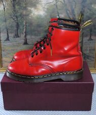 Vintage Dr Martens Skinhead Boots UK 9 Made in England in 80's
