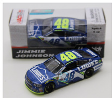 NASCAR 2017 JIMMIE JOHNSON  #48 LOWES CHEVY 1/64 CAR OUR 2016 7X CHAMPION