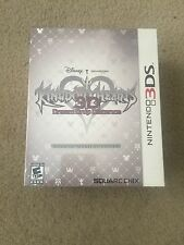 Kingdom Hearts 3D: Dream Drop Distance Mark of Mastery Edition Brand New Sealed