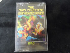 """SEALED"" THE MAIN INGREDIENT ""EUPHRATES RIVER""  Cassette Tape"