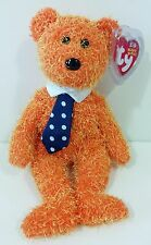 "TY Beanie Babies ""PAPPA"" the Father's Day Teddy Bear (NM) from 2002! GREAT GIFT!"