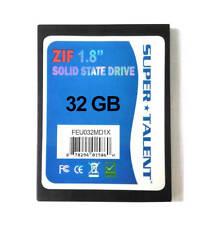 Super Talent DuraDrive ZT4 32GB 1.8 inch IDE Solid State Drive (MLC)