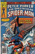 Marvel Comics Group! Peter Parker, The Spectacular Spider-Man! Issue 18!