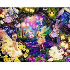 5D Diamond DIY Butterfly Fairy Painting Cross Stitch Embroidery Craft Home Decor