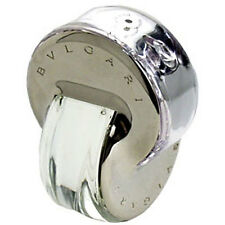 OMNIA CRYSTALLINE Bvlgari 2.2 oz EDT eau de toilette Women's Spray Perfume Teste