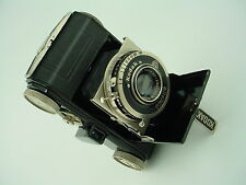 Kodak Retina Type 118 Vintage 35mm Folding Film Camera w/ 5cm Xenar Lens -Rare